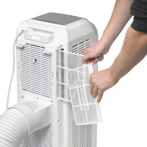 climatiseur mobile TROTEC monobloc PAC 2000 E
