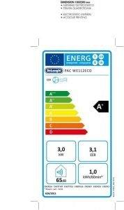 climatiseur mobile Delonghi – Pinguino PAC WE 112 ECO