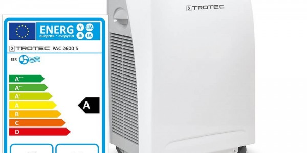 TROTEC monobloc PAC 2600 S