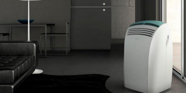 Installation d'un climatiseur mobile au foyer
