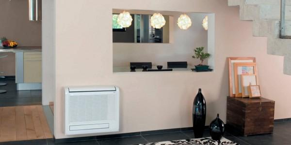 Le climatiseur réversible est-il efficace pendant l'hiver ?