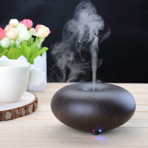 humidificateur à vapeur chaude