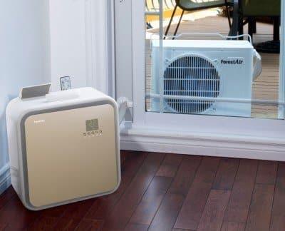 Le climatiseur mobile dans la chambre de b b est ce - Mini climatiseur pour chambre ...