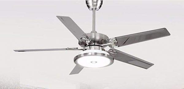 Les ventilateurs de plafond à lampes