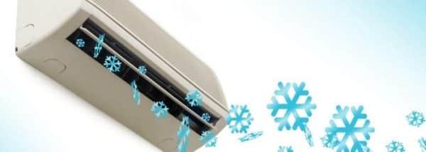 le système de climatisation